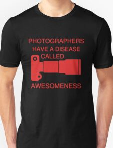PHOTOGRAPHERS AWESOMNESS T-Shirt