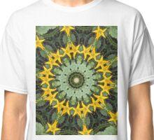 Courgette Mandala Classic T-Shirt