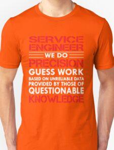 Service Engineer T-shirt T-Shirt