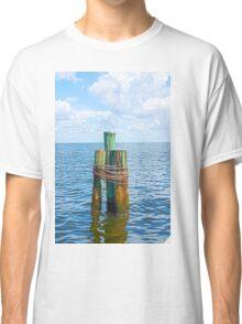 Three Friends in the Sea Classic T-Shirt