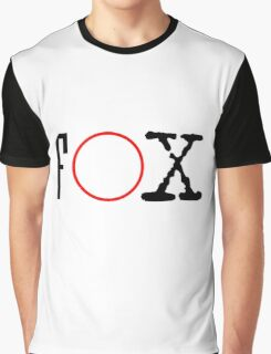 FOX - X files Graphic T-Shirt