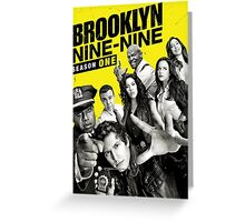 Brooklyn Nine-Nine Greeting Card