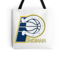 Indiana Pacers colts mash up Tote Bag