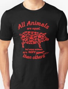 Tribute to the Pig Unisex T-Shirt