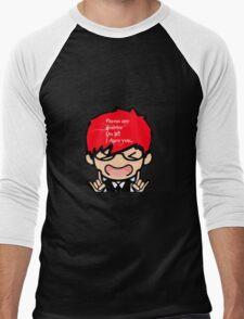Guess my gender Men's Baseball ¾ T-Shirt