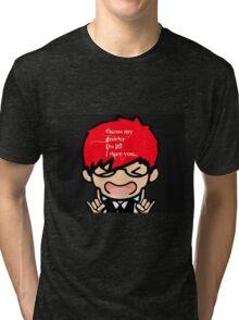 Guess my gender Tri-blend T-Shirt