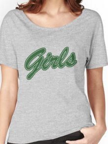 Girls (Green) Women's Relaxed Fit T-Shirt