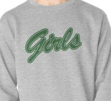Girls (Green) Pullover