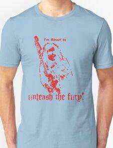 Unleash the Fury Guitar Shred T-Shirt