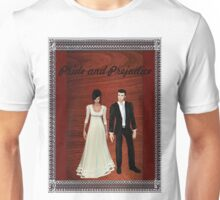 Pride and Prejudice Darcy and Lizzy 2 Unisex T-Shirt