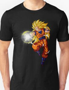 Super Saiyan 3 Goku T-Shirt
