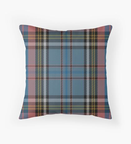 00881 Westwood MacAndreas Fashion Tartan Throw Pillow