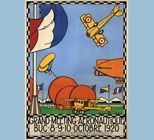 Vintage poster - Grand Meeting Aeronautique Unisex T-Shirt