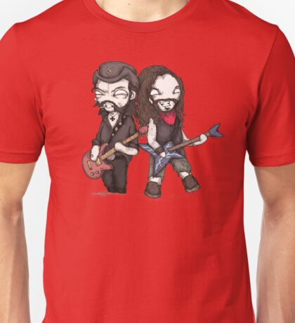 Born To Raise Cowboys From Hell Fine Art Print Unisex T-Shirt