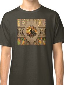 Tiffany Clock In The Guardian Building - Detroit Classic T-Shirt