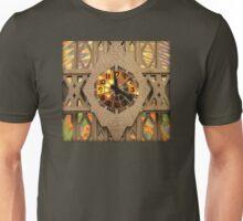 Tiffany Clock In The Guardian Building - Detroit Unisex T-Shirt