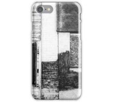 Black White and Shades of Grey iPhone Case/Skin