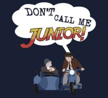 Don't Call Me Junior! Kids Tee