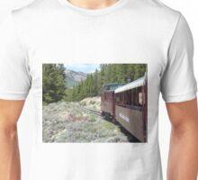 Leadville Colorado & Southern Railroad Unisex T-Shirt