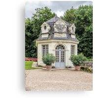 Outbuilding at Chateau de Villandry, Brittany, France Canvas Print