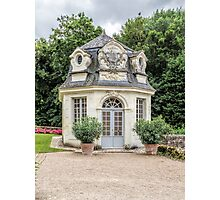 Outbuilding at Chateau de Villandry, Brittany, France Photographic Print
