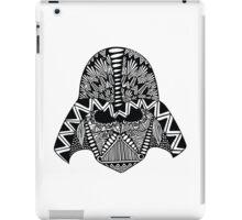 Darth Vader Zentangle iPad Case/Skin