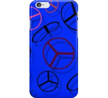 Color Helicopters iPhone Case/Skin