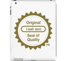 "Nintendo's ""Seal of Quality"" iPad Case/Skin"