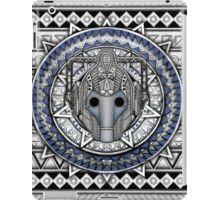Aztec Future Robot Pencils sketch Art iPad Case/Skin