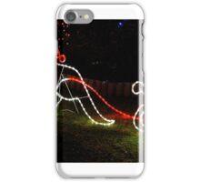 Santa's Boomers iPhone Case/Skin