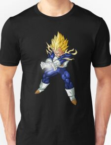 Vegeta Final Flash T-Shirt