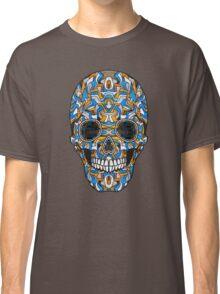 Sam Serif Sugar Skull 1 Classic T-Shirt