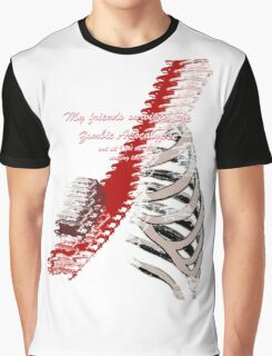 Greetings from the Zombie Apocalypse Graphic T-Shirt