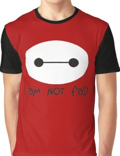 Big Hero 6, I am not fast Graphic T-Shirt