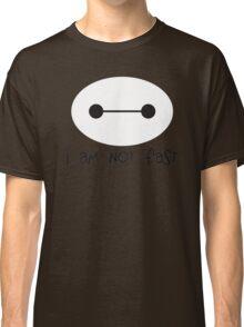 Big Hero 6, I am not fast Classic T-Shirt