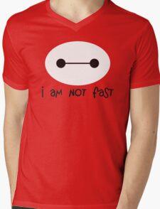 Big Hero 6, I am not fast Mens V-Neck T-Shirt