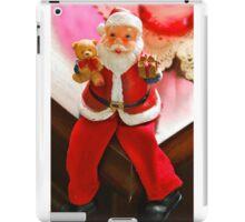 Sitting Santa iPad Case/Skin