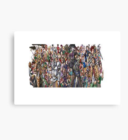 Suikoden 3 Canvas Print