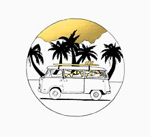 Aussie Road Trip - Gold Edition Unisex T-Shirt