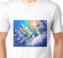 skater boys Unisex T-Shirt