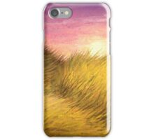 Grassy Plains iPhone Case/Skin