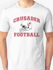 Crusader Football - Red T-Shirt