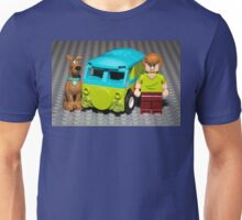 Scooby, Shaggy and the Machine Unisex T-Shirt