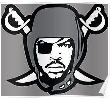Ice Cube Art  Poster