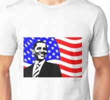 PRESIDENT BARACK OBAMA Unisex T-Shirt