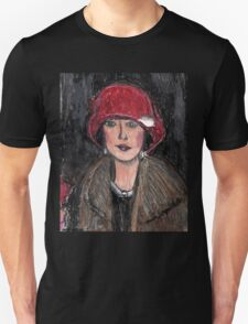 The Red Hat 1920's #1 in a Series Unisex T-Shirt