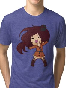 Skye from Vainglory Tri-blend T-Shirt
