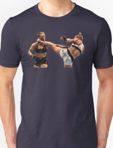 Holly Holm KOs Ronda Rousey T-Shirt