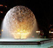 El Alamein Fountain by Nicholas Blackwell