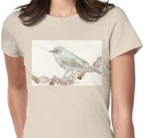 Cape White Eye (Witogie) Womens Fitted T-Shirt